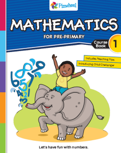 pinwheel mathematics for preprimary coursebook and